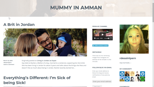 Mummy in Amman Screenshot