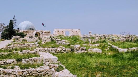 Amman Citadelle