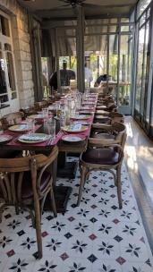 Sufara Restaurant Balcony