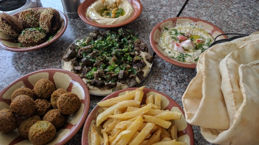 Arabic Food - Mezze