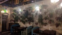 Zajal Restaurant - Inside