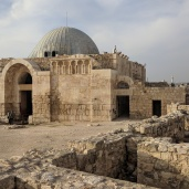 Ummayad Palace, Amman Citadel