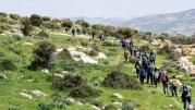 Hiking the Jordan Trail