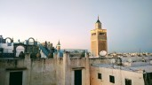 View over Tunis