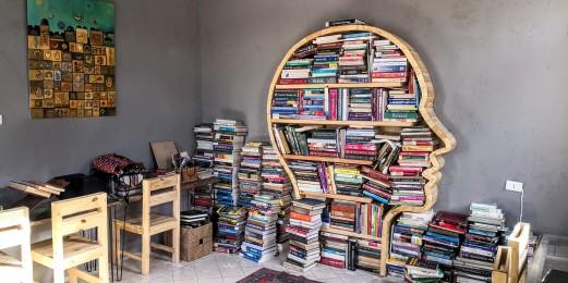 Kawon Bookstore - Study Room