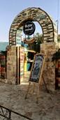 Kawon Bookstore - Entrance