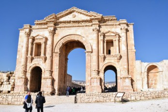 Jerash - Main Gate