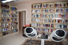 Books and More Library