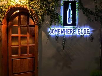 Outside of Somewhere Else