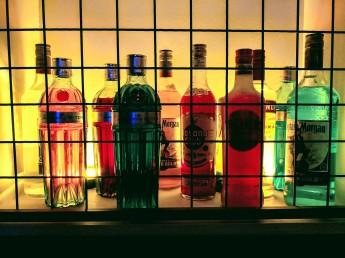 Drinks at Shrubs