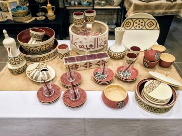 Qaddem Pottery
