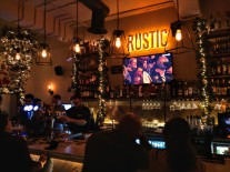 Rustic Counter