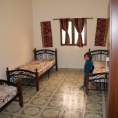 Rooms in the Ecolodge