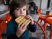 Yummy Fresh Waffles