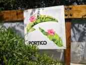 Portico Sign