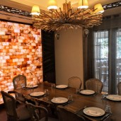 Lucca Steak House - VIP Room