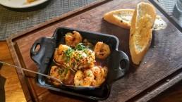 Lucca Steak House - Garlic Shrimps