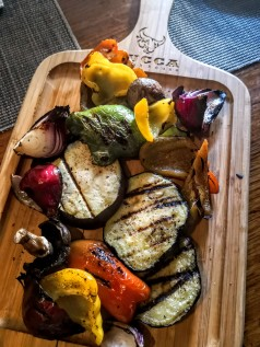 Lucca Steak House - Grilled Vegetable