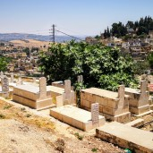 Al-Salt - Turkish War Memorial and Cemetery