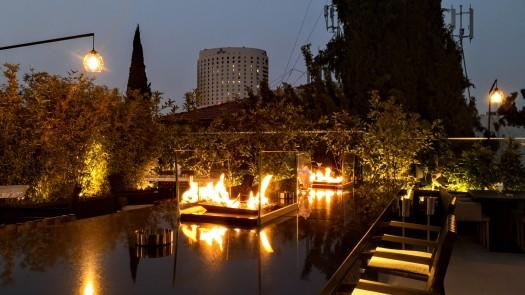 Zaran Rooftop - Night View