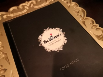 Don Corleone's - Menu
