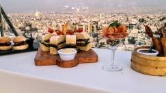 U Roof Lounge - Diverse Food items