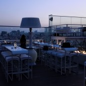 U Roof Lounge - after Sunset