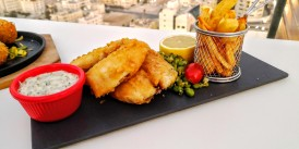U Roof Lounge - Fish & Chips