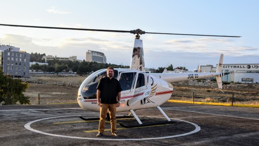 The Heli and me