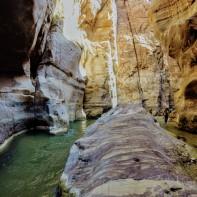 Wadi Mujib - Stone
