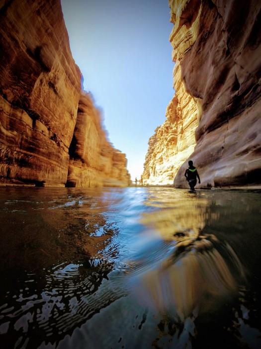Wadi Mujib - Gorge