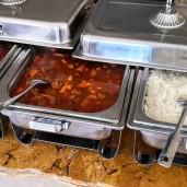 Wadi Mujib - Lunch