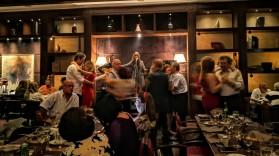 Fork & Cork - Dance Floor