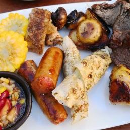 Centro Brasserie - Meat Platter
