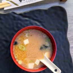 Sushi Den - Miso Soup