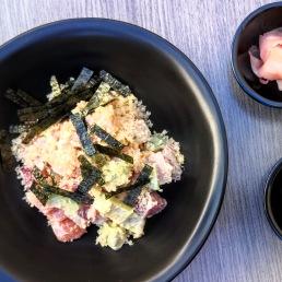 Sushi Den - a bit of everything