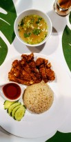 Thai Smile - Fried Chicken and Soup