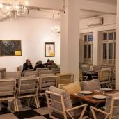 Jordan Heritage Restaurant - Inside