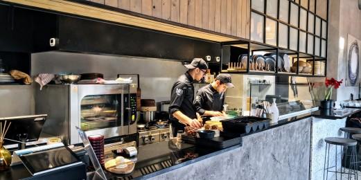 BAO BASHA - The Kitchen